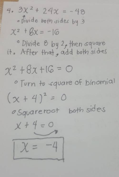 Solve The Following Quadratic Equations By Using Completing The Square. 1.  X2–5x - 6=0 2. P2 - 10r = -17 3. 2+ 4r=-1 Pa Help